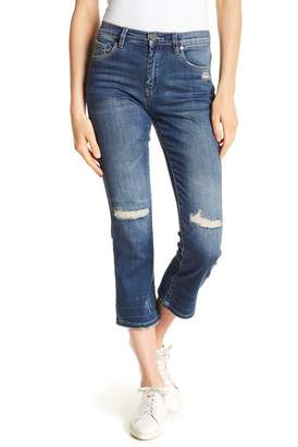 Blank NYC BLANKNYC The Micro Distressed Straight Leg Jeans