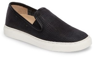 Women's Vince Camuto Becker Perforated Slip-On Sneaker $98.75 thestylecure.com