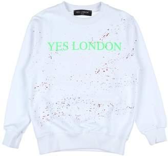 Yes London Sweatshirts - Item 12080996WT