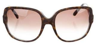 Christian Dior Mitza 3 Oversize Sunglasses