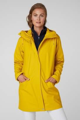 Helly Hansen Womens Moss Rain Jacket - Yellow