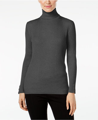 Style & Co. Turtleneck Sweater, Only at Macy's $49.50 thestylecure.com