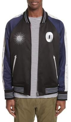 Ovadia & Sons Reversible Souvenir Jacket