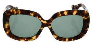 Dita Lyon Oversize Sunglasses
