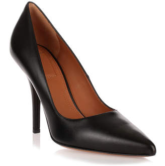 Givenchy Infinity 100 black leather pump