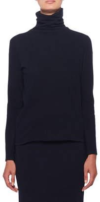 The Row Erita Cashmere Turtleneck Sweater