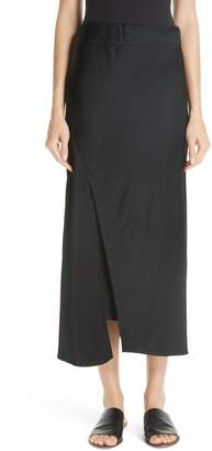 Zero Maria Cornejo Bias Slip Skirt