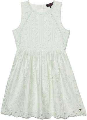 Juicy Couture Floral Lace Party Dress for Girls