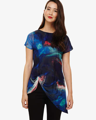Phase Eight Aurora Print Tunic Top