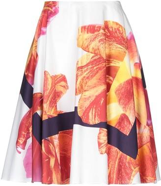 Salvatore Ferragamo 3/4 length skirts