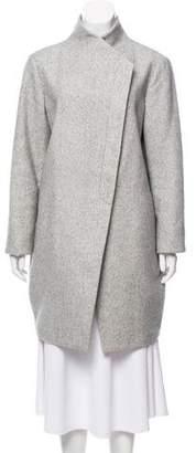 Brunello Cucinelli Button-Accented Coat