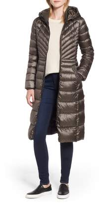 Bernardo Lust Long Puffer Coat