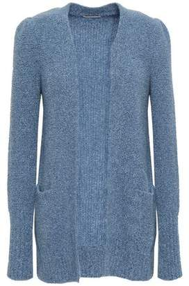 Co Cashmere-blend Boucle Cardigan