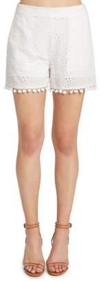 Willow & Clay Eyelet Shorts
