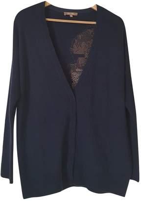 Bel Air Blue Wool Knitwear for Women