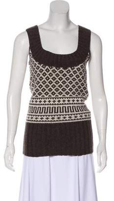 Smythe Cashmere Sweater Vest