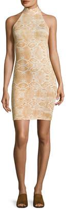 Rachel Pally Derek Printed Sheath Dress