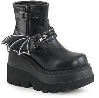 Demonia Women's Shaker-55 Ankle Boot