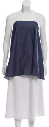 Timo Weiland Olivia Strapless Top w/ Tags