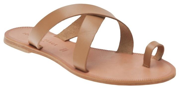 Joie a la Plage Roque toe loop cross sandal