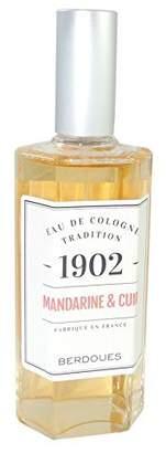 Berdoues 1902 mandarine & cur eau de cologne tradition spray 4.2 oz./125 ml for women