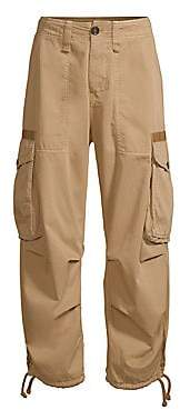 Tommy Hilfiger Tommy Women's Cropped Cotton Cargo Pants