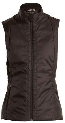 Falke Insulated Sleeveless Performance Jacket - Womens - Black