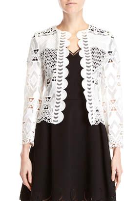 Ted Baker White Lace Jacket