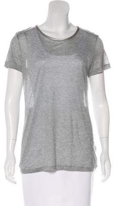 Jason Wu Jersey Short Sleeve Top
