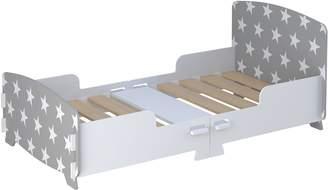 Kidsaw Star Junior/Toddler Bed Grey of