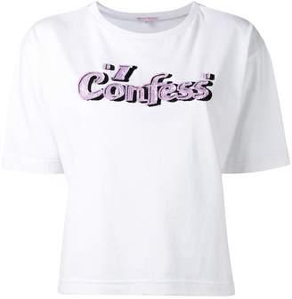 Olympia Le-Tan 'I confess' t-shirt