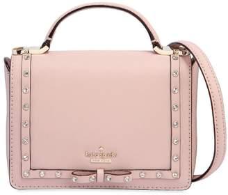 Kate Spade Mini Janine Saffiano Shoulder Bag