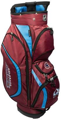 Team Golf Colorado Avalanche Clubhouse Golf Cart Bag
