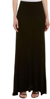 BCBGMAXAZRIA Ribbed Midi Skirt