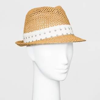 Universal Thread Women's Fedora Hat Brown