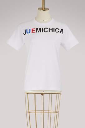 Esteban Cortazar Juemichica T-shirt