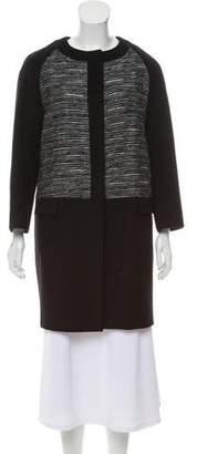 Peter Som Wool-Blend Coat