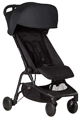 Mountain Buggy Nano V2 Stroller, Black