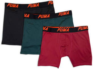 Puma 3-pk. Men's Boxer Briefs