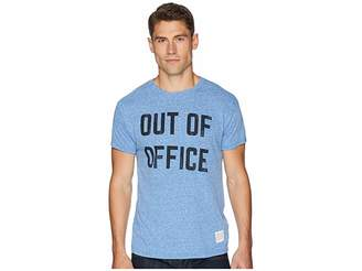 Original Retro Brand The Out of Office Vintage Tri-Blend Tee
