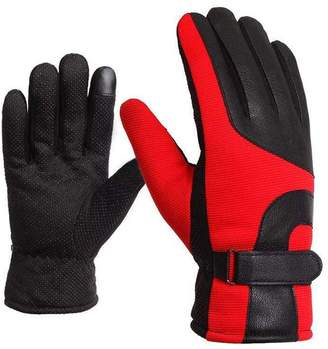 Yingniao Mens Winter Gloves Thermal Finger Warm Touch Screen Outdoor Cycling Snow Ski Mittens