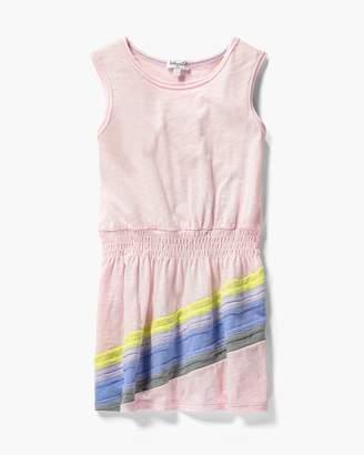 Splendid Little Girl Rainbow Dress