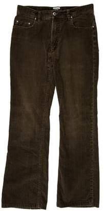 Paul Smith Falt Front Corduroy Pants