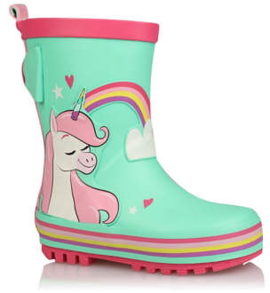 George Nella the Princess Knight Wellington Boots