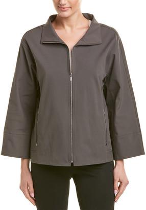 Lafayette 148 New York Turtleneck Jacket