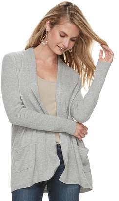 Sonoma Goods For Life Women's SONOMA Goods for Life Shawl Collar Cardigan
