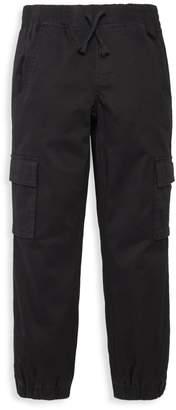 Just Kidding Boy's Cargo Jogger Pants