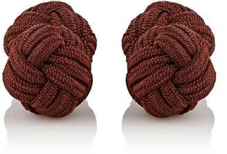 Barneys New York Men's Knotted Silk Cufflinks