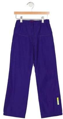 Kenzo Girls' Four Pocket Pants