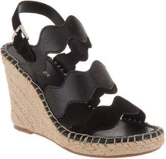 44d5abb8050 Marc Fisher Black Ankle Strap Women s Sandals - ShopStyle